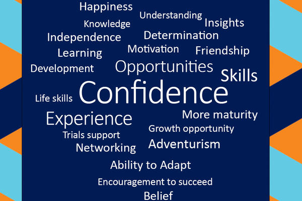 Apprentices response to best thing about their Apprenticeships, University of Oxford